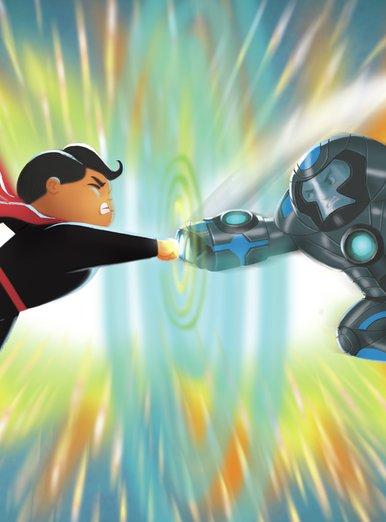 Super power Vs Technology