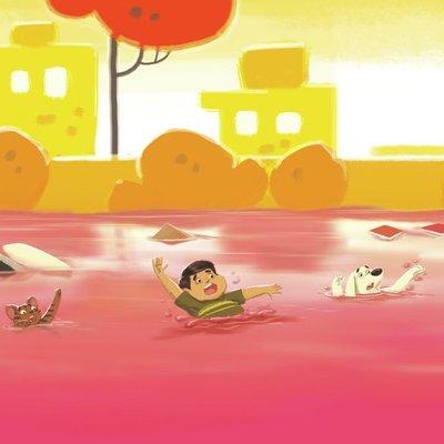 Jelly flood