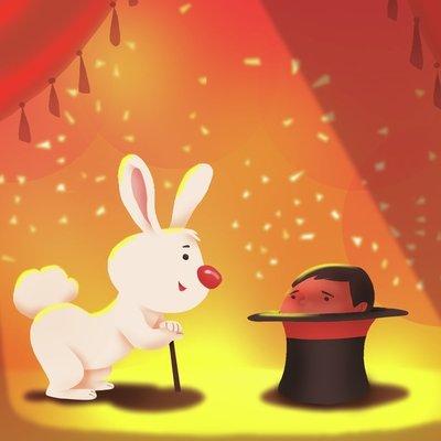 Magician Bunny