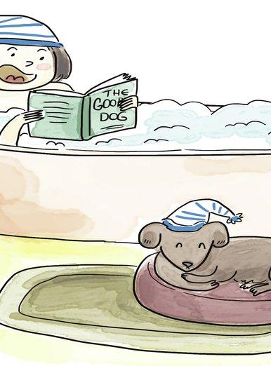 Bathtub Friends