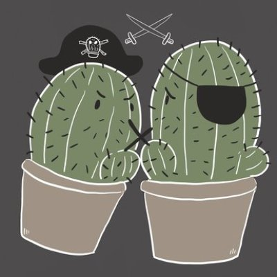 Pirate Cacti