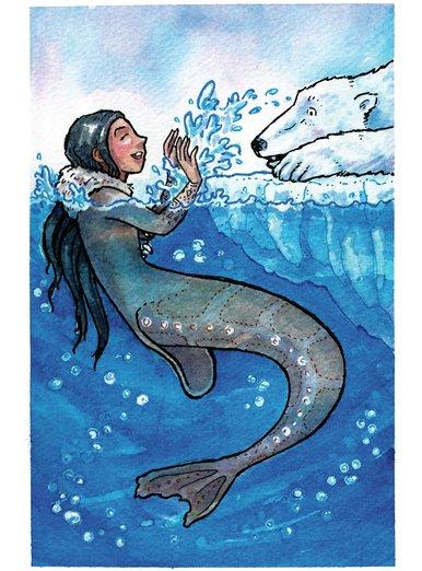 Arctic Friends: Splash!