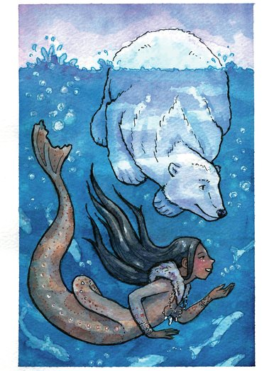 Arctic Friends: Swim!
