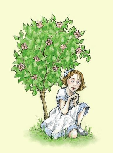 Under the Rose Bush