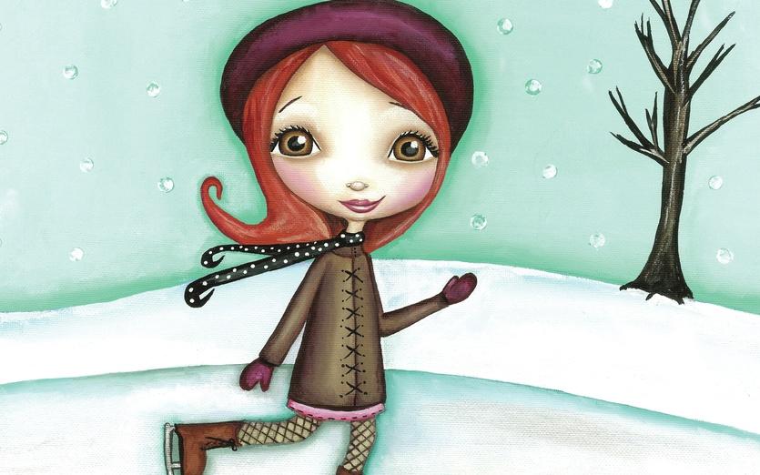 - adorable, bare, blue, brown, cartoon, cartoony, character