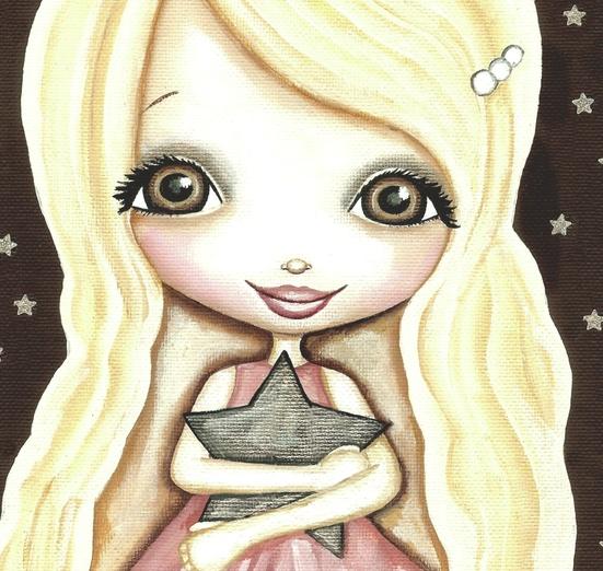 - adorable, blonde, brown, calm, cartoon, cartoony, character
