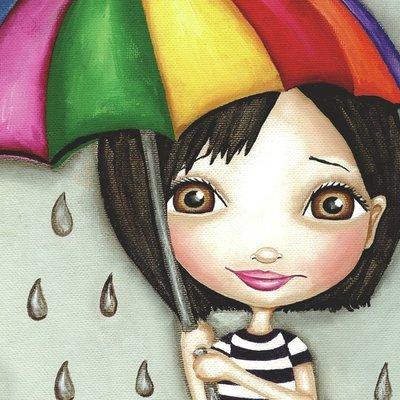bright rain