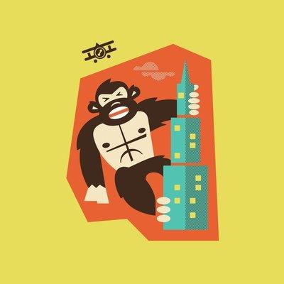 Giant Ape
