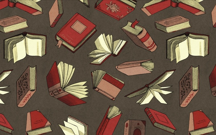 99 Bookish Illustrations for World Book Day