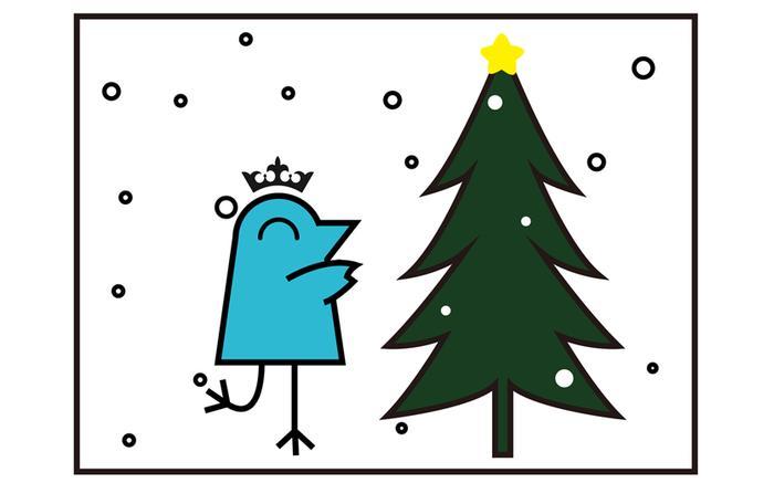 Bird's Christmas Tree