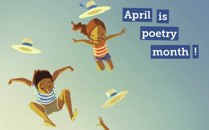 Celebrate Poetry Month with Storybird on the Storybird Blog