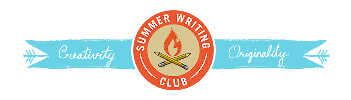 Welcome to the Summer Writing Club