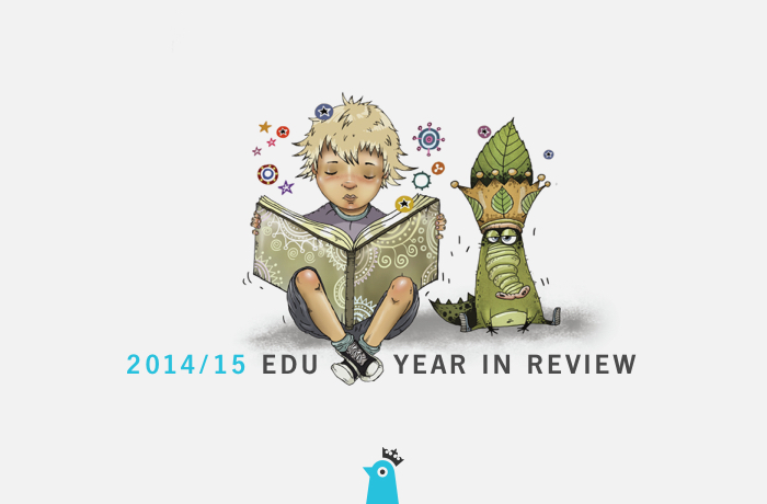 2014-2015 Edu Year in Review