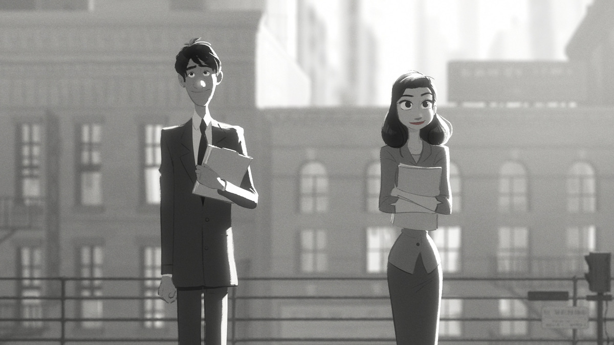Friday Flicks: Paperman