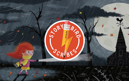 Storybird Scribes October Challenge: Horror!