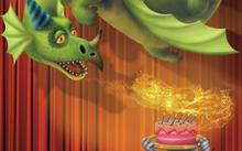Writing Prompt: Monster Birthday