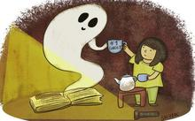 Weekly Prompt: Chill Ghost