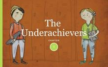 Book release! The Underachievers