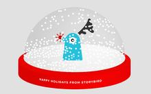 Happy Holidays from Storybird