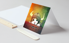 Make perfect, personal last-minute greeting cards