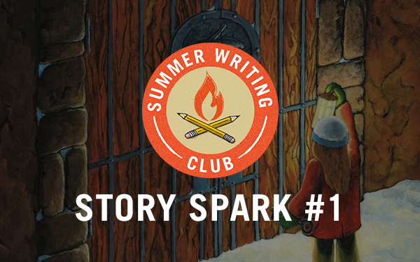 Story Spark #1: The Key
