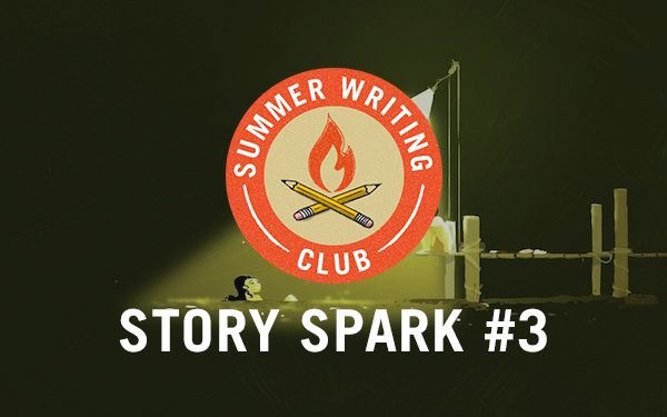 Story Spark #3: Night Swimming