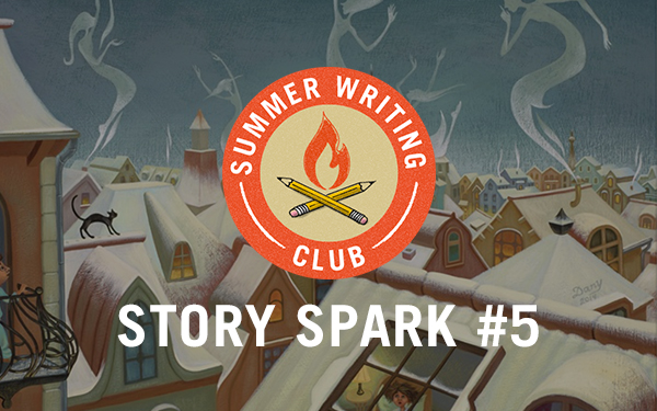 Story Spark #5: Winter Dance