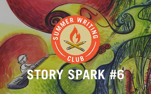 Story Spark #6: Concerto