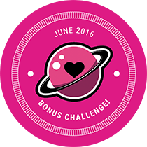 June Bonus Challenge: SpacePOP!