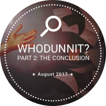 Summer Writing Club August Challenge: Mystery Pt. 2