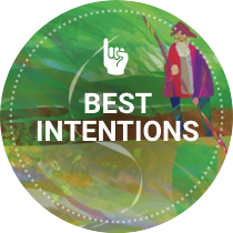 January Challenge: Best Intentions