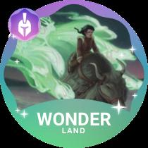 June Challenge: Where's Your Wonderland?