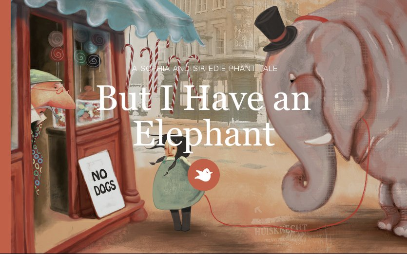 But I Have an Elephant