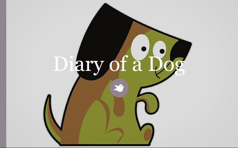 diary of a dog by kiddykat chapter 1 storybird