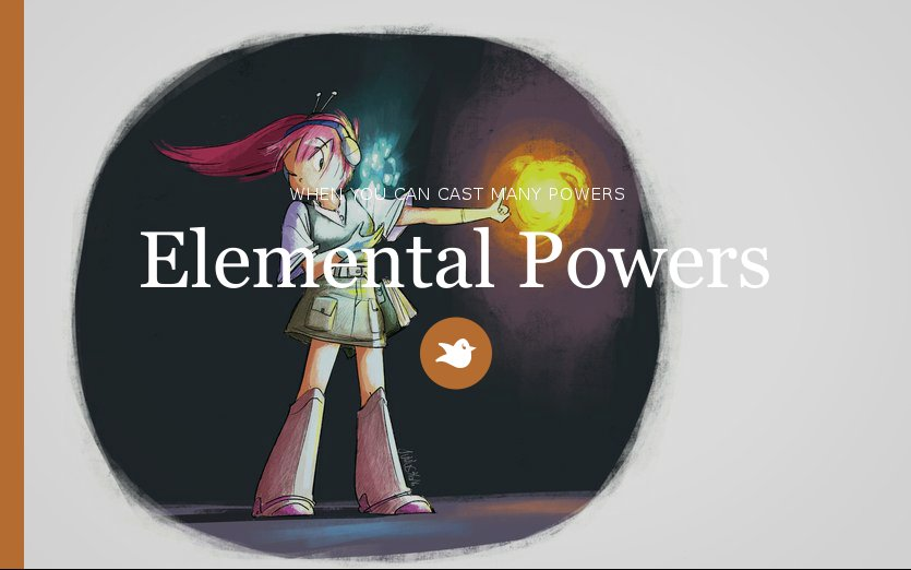 elemental powers by chrispybacon storybird
