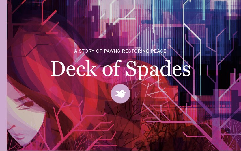 Deck of Spades
