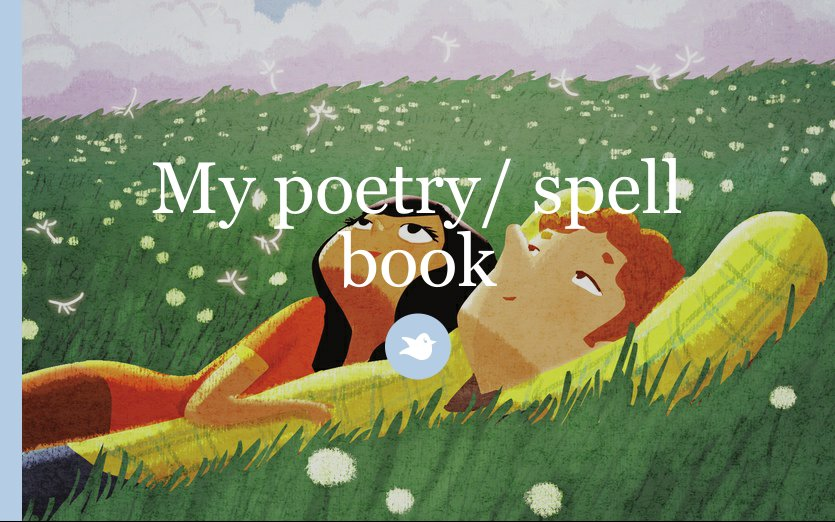 Poetry Book Cover Ups : My poetry spell book by werewolfprincess chapter