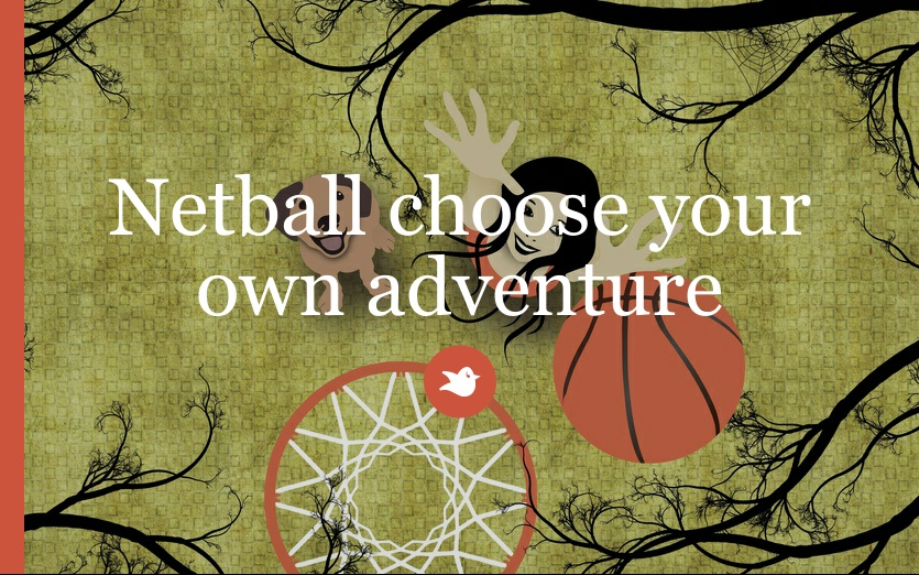 how to write a choose your own adventure story