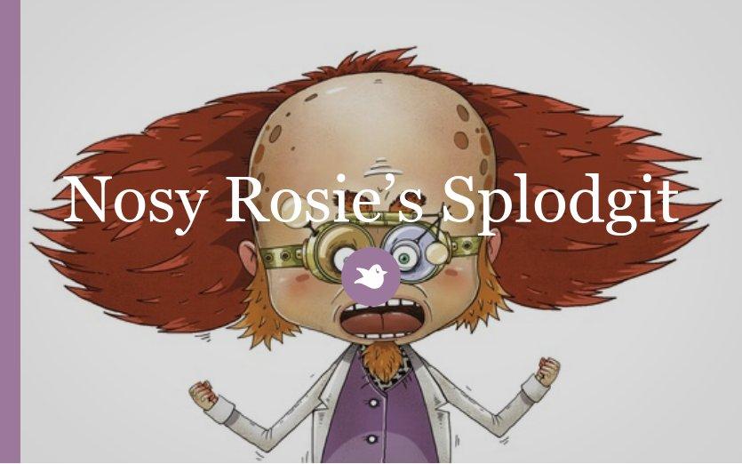 Nosy Rosie's Splodgit
