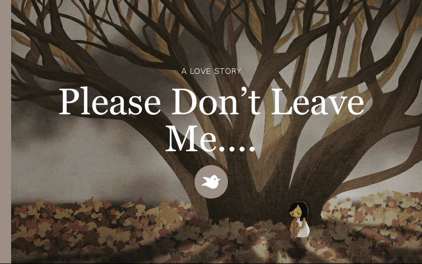 Please Dont Leave Me By Writingadict1 Storybird