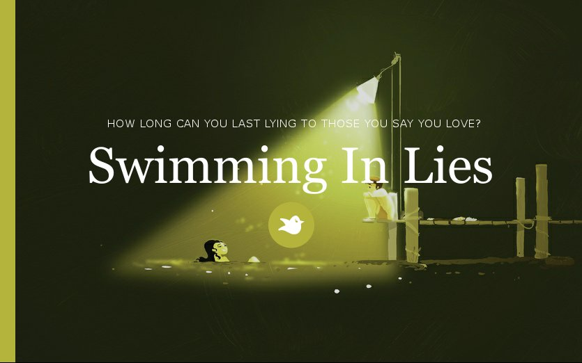 Swimming In Lies