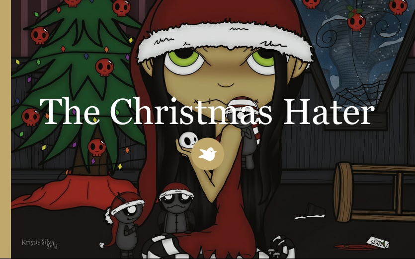 Christmas Hater.The Christmas Hater By Dolphinlover1911 Storybird