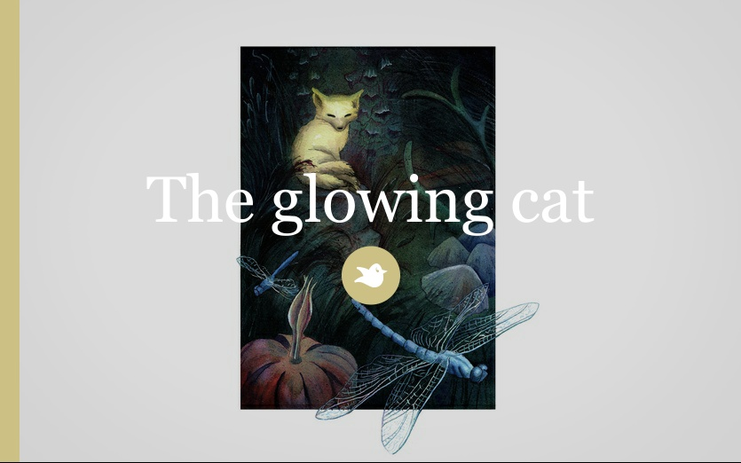 the glowing cat by lackydacky chapter 3 storybird