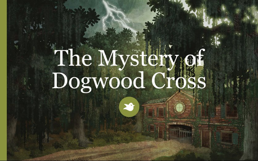 The Mystery of Dogwood Cross