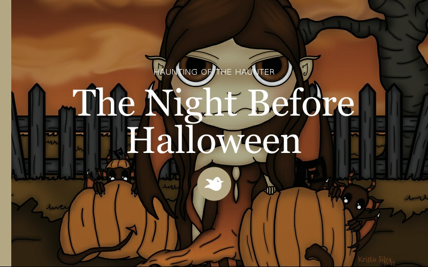 The Night Before Halloween by ESRouset - Storybird