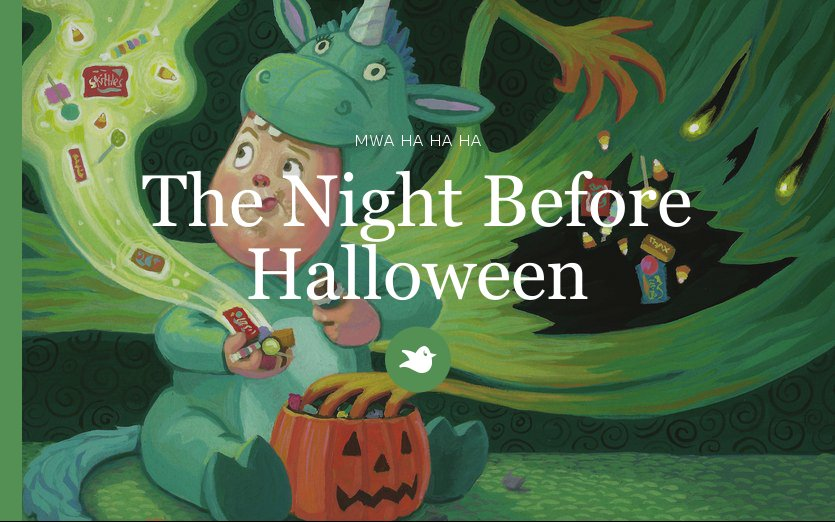 The Night Before Halloween by Horsesrule11 - Chapter 1 - Storybird
