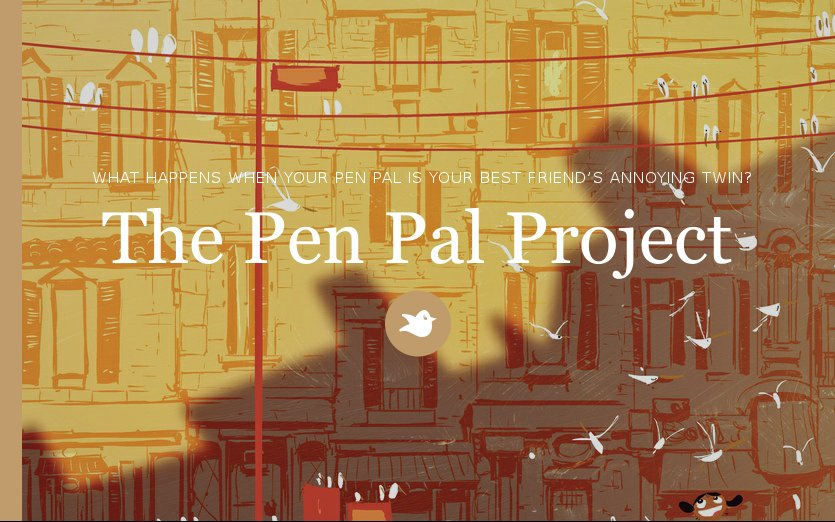 The Pen Pal Project