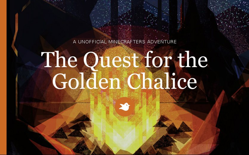 Food Book Cover Quest ~ The quest for golden chalice by legendaryninjalion
