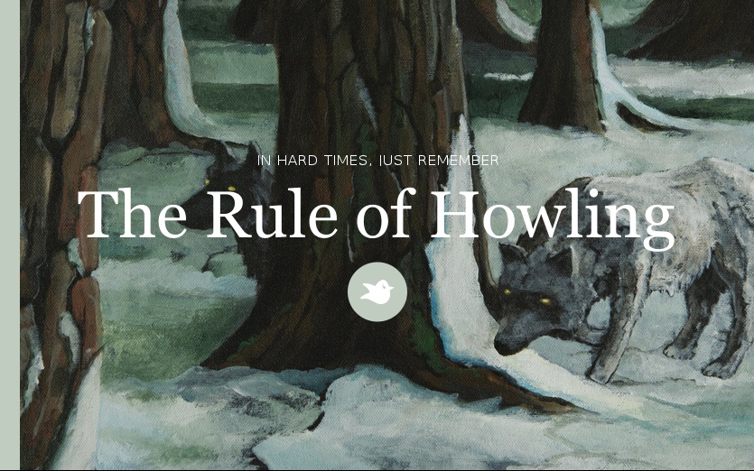 The Rule Of Howling By Wolfclaw Chapter 1 Storybird