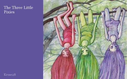 The Three Little Pixies